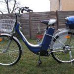 Rower elektryczny do wynajmu z kamperem