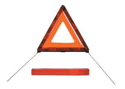 Trójką ostrzegawczy - 2 sztuki